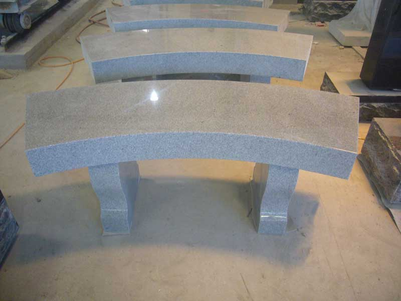 Memorial Benches Prices Part - 37: Curved Seat Bench